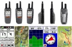 Garmin Rino 650 (Рация+GPS)