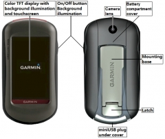 Garmin Oregon 550 (с фотокамерой)